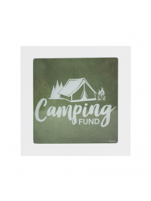 Father's Day Camping Fund Mini Change Bo