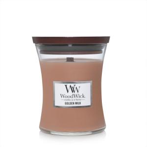 WoodWick Golden Milk Medium