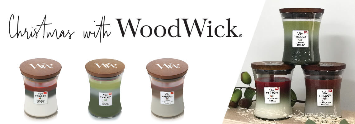 Celebrate with WoodWick