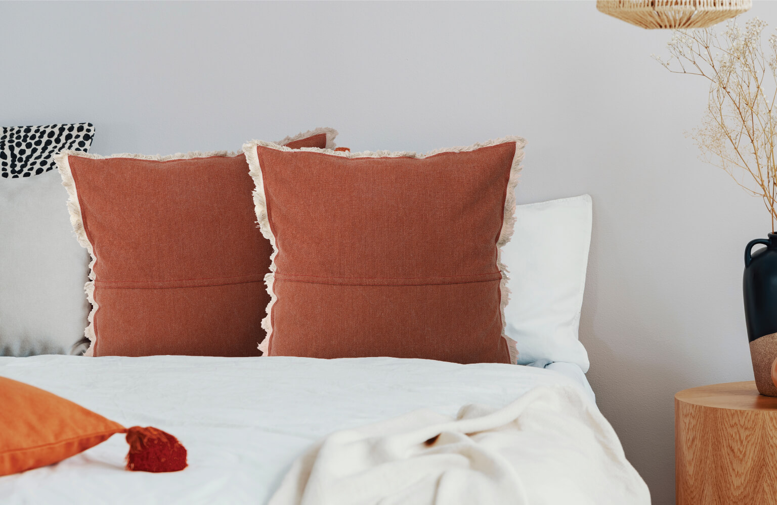 Gorgeous rustic cushions for your home