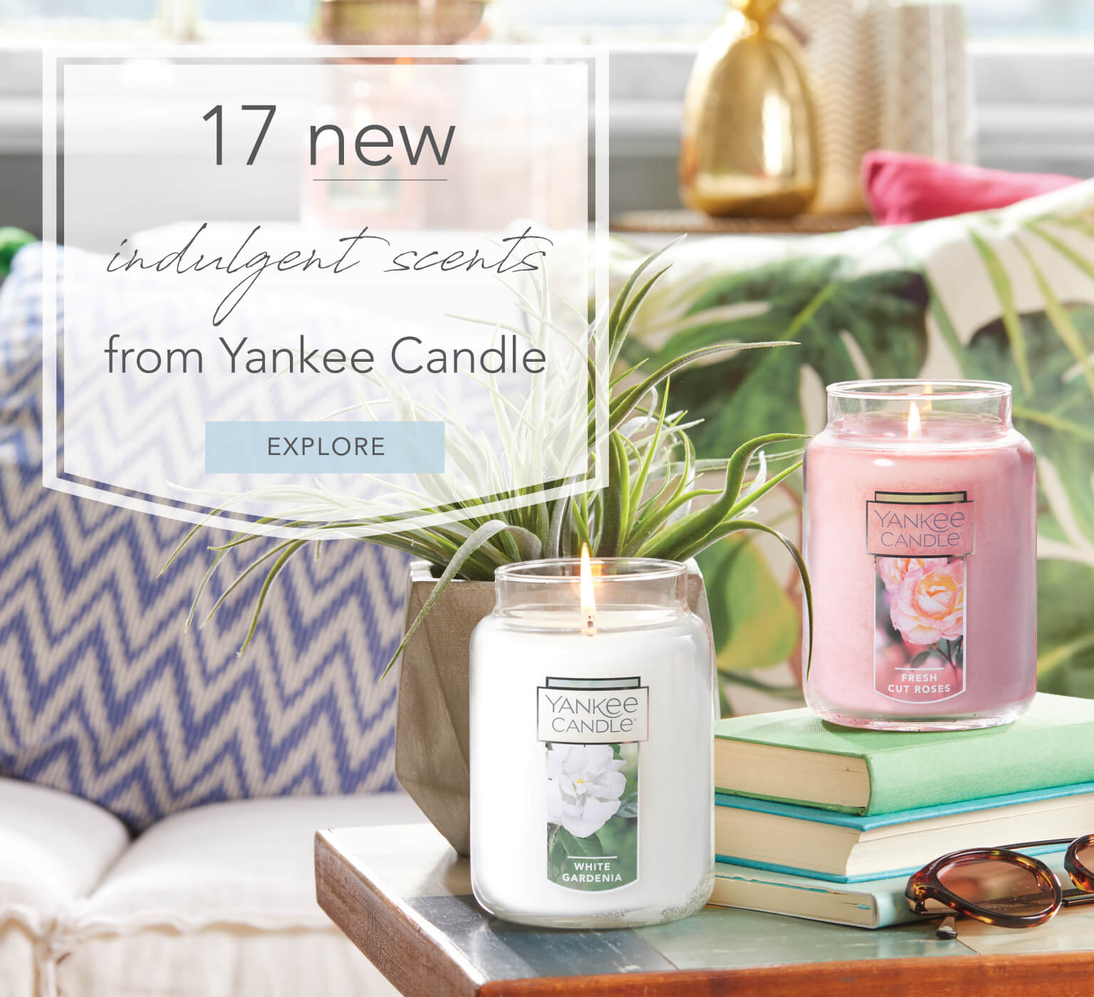 New Yankee Fragrance!
