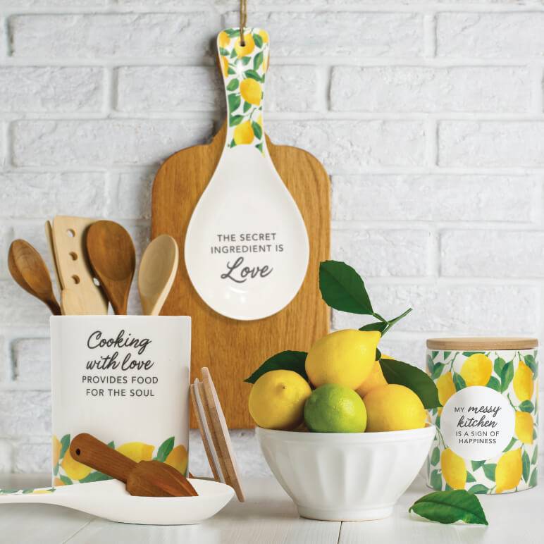 Gorgeous citrus essentials for the kitchen lover