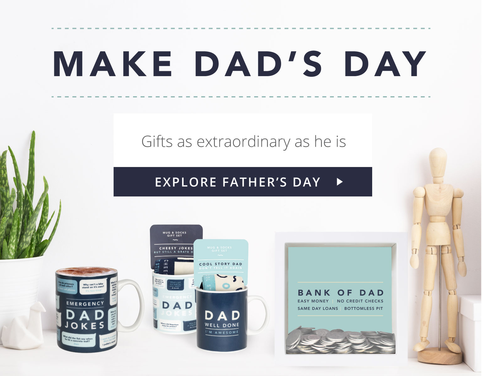 Explore Father's Day