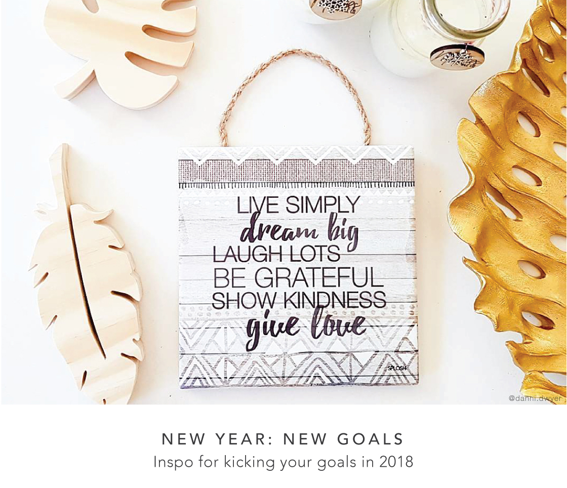 New Year: New Goals