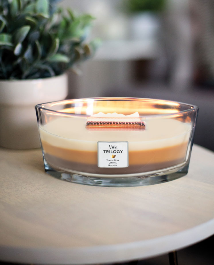 New WoodWick fragrances now on sale!