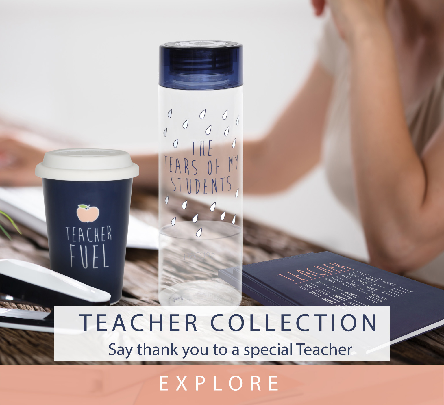 Say thank you to a special teacher