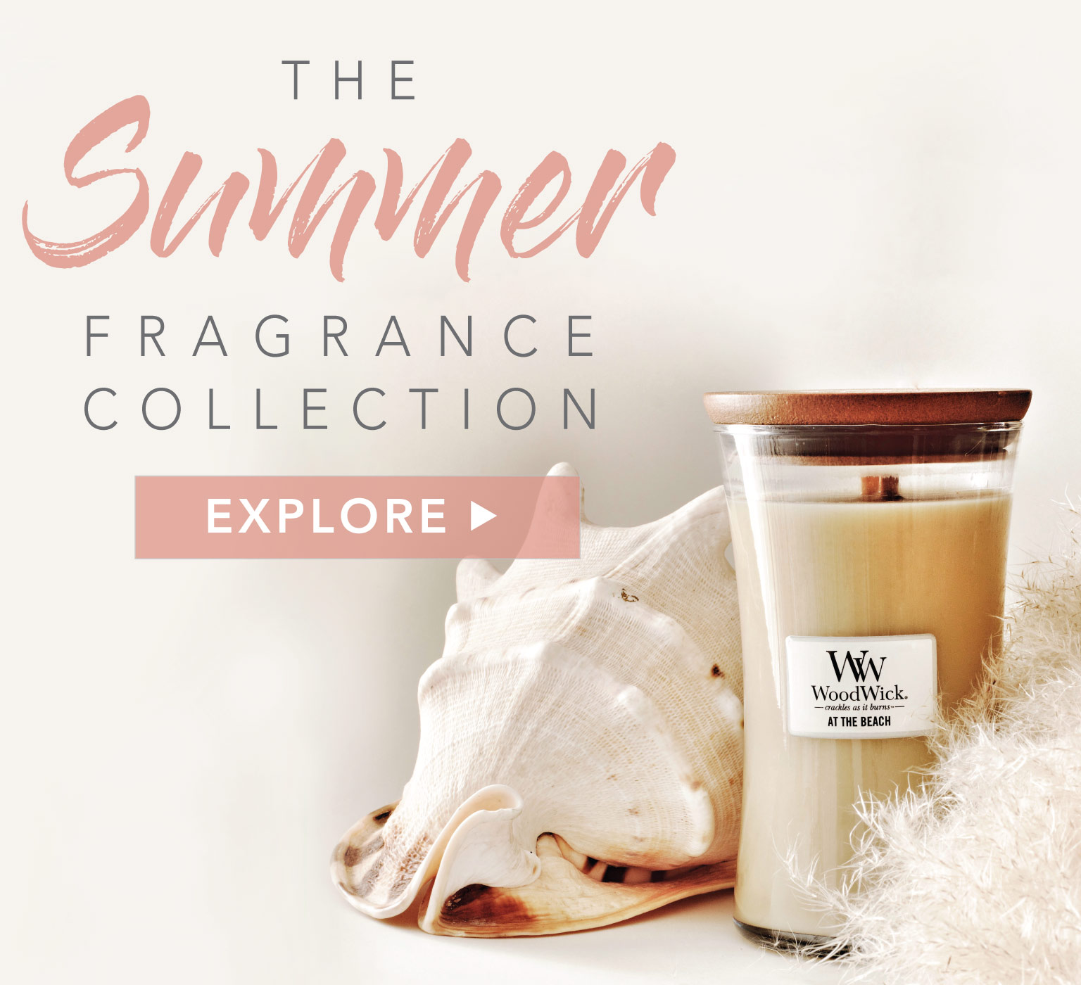 A selection of Sun-kissed scents for Summer