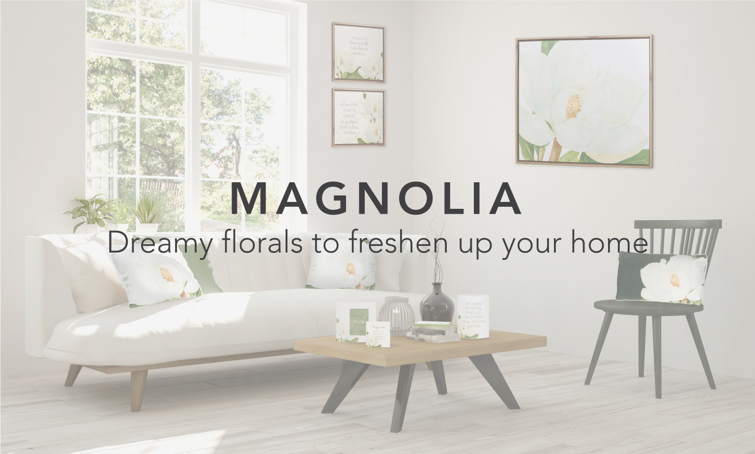 Shop our Magnolia collection!