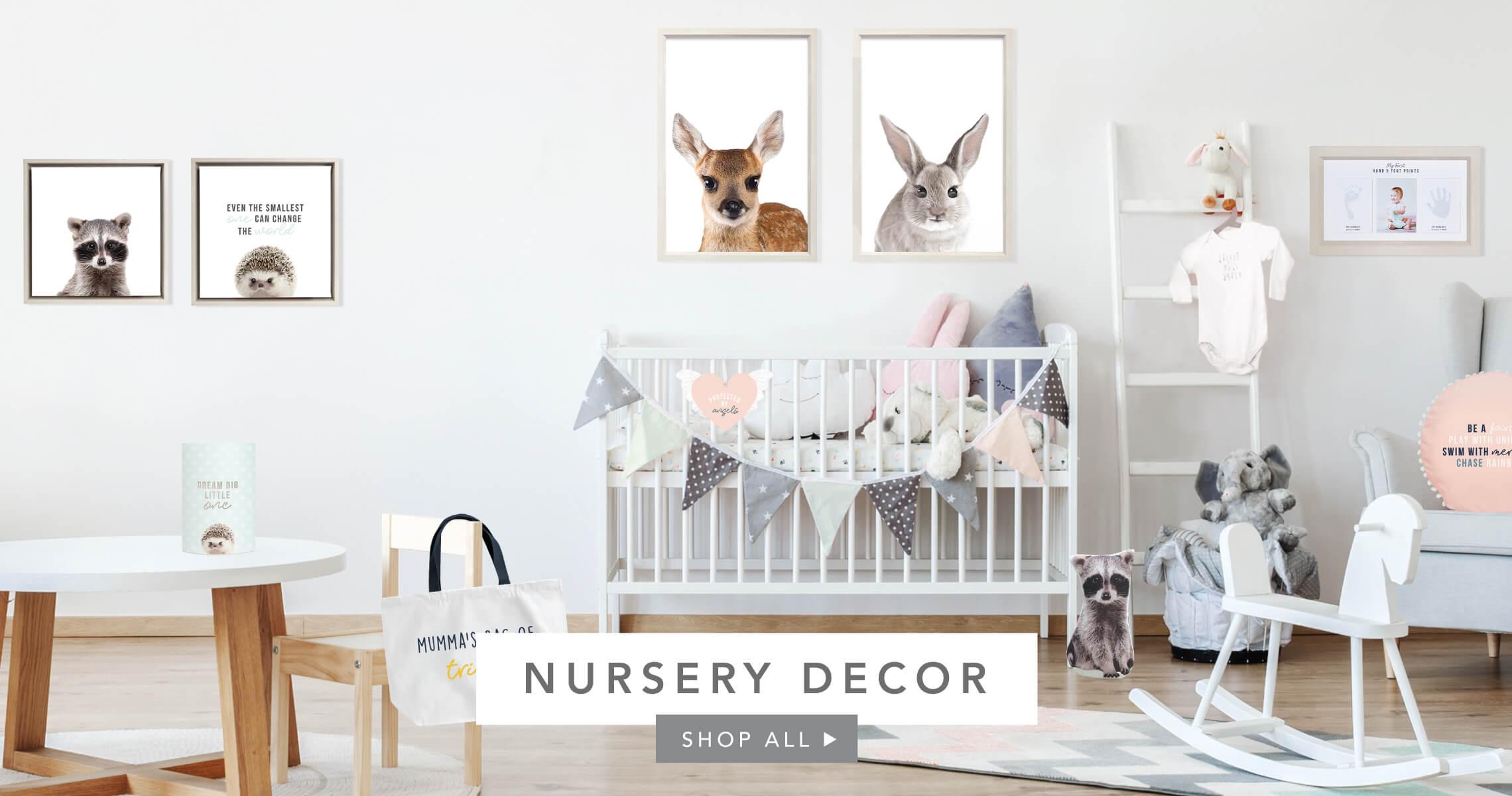 Shop all nursery decor