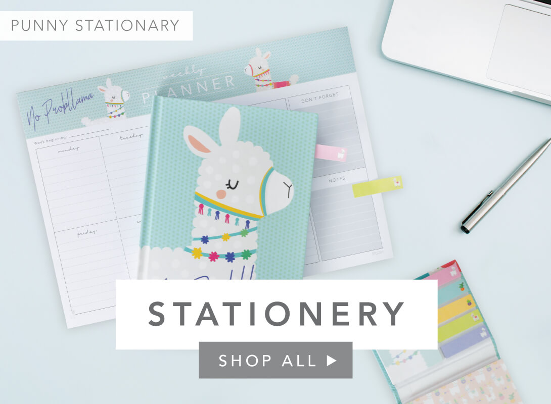 Shop Stationery