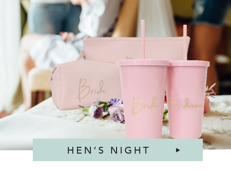 Shop Hen's Night