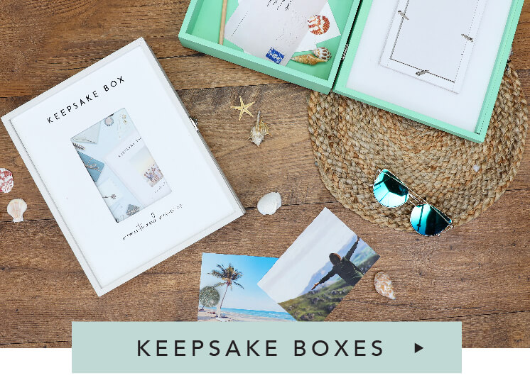 Shop Keepsake Boxes