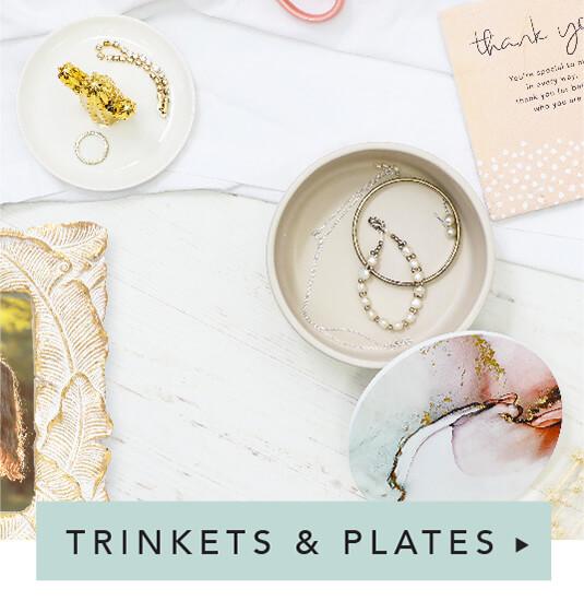 Shop Trinkets & Plates