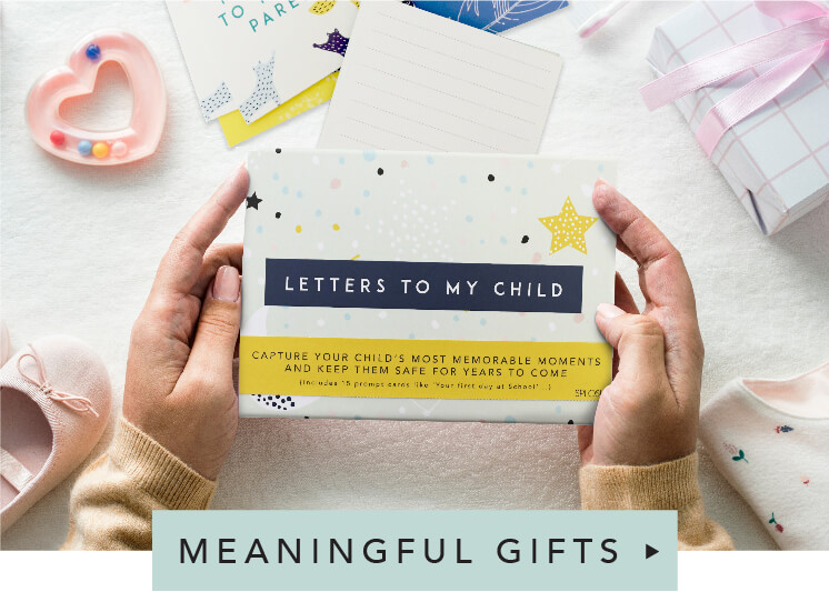 Shop meaningful gifts