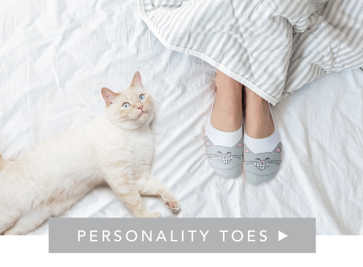 Shop Personality Toes