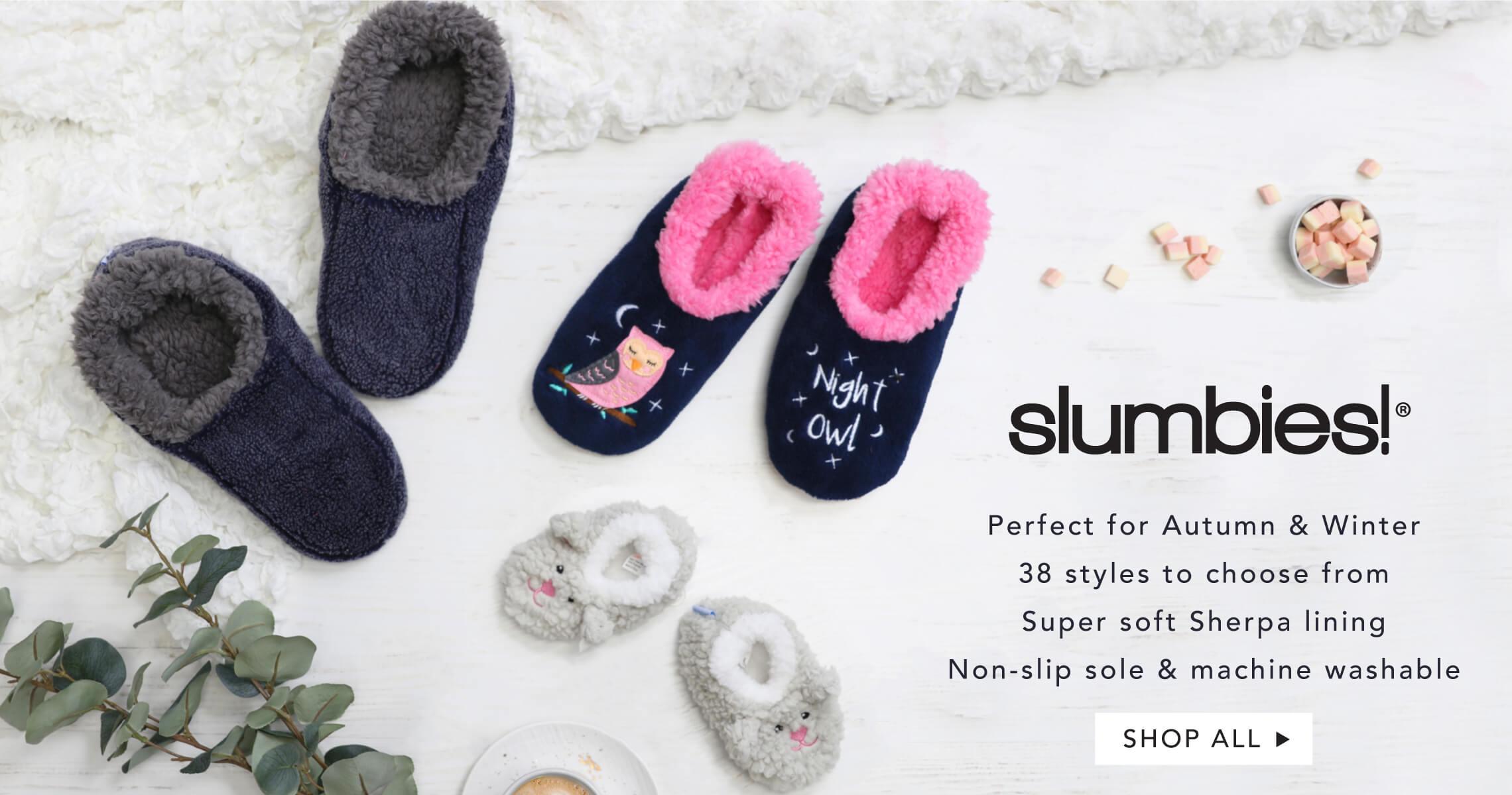 Shop Slumbies!