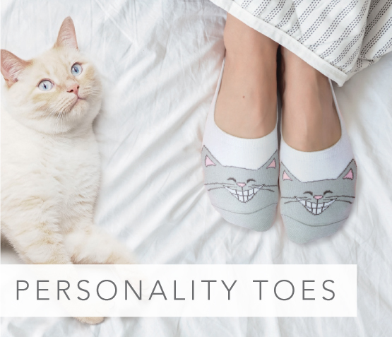 Personality Toes