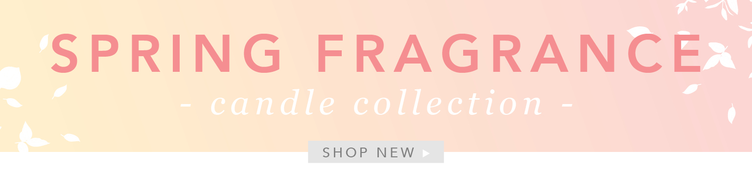 Spring Fragrance now available